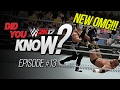 WWE 2K17: Did You Know? New Catching Finisher, Minitrons, Locations & More! (Episode 13)