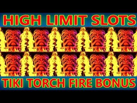 HIGH LIMIT SLOTS ★ TIKI TIKI TORCH ★ GEISHA ★ BONUS SLOT MACHINE ★