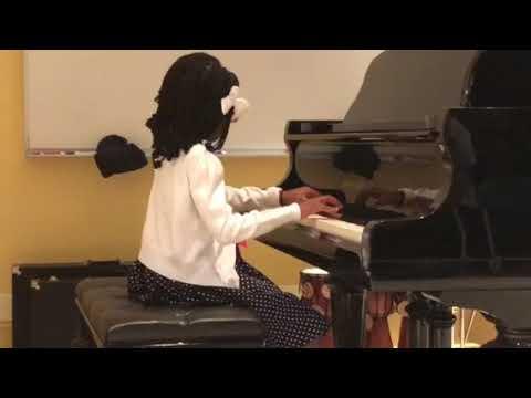 Joanne's Piano Recital 2018
