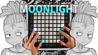 XXXTENTACION - Moonlight Launchpad Cover Tribute #RIPX