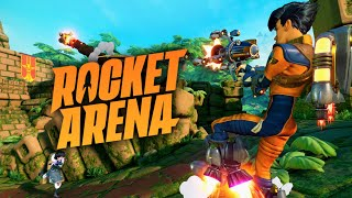 ROCKET ARENA Exclusive Gameplay - Every Character