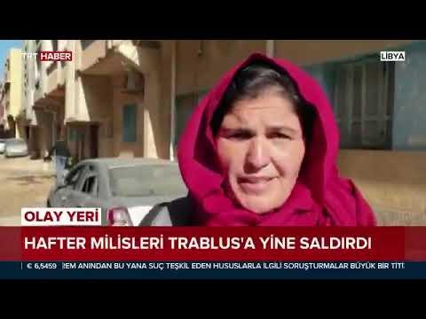 Libya'da 4 çocuk top oynarken öldü