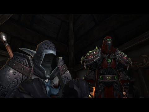 Fans are REALLY Scary! - (A Special WoW Machinima by Nixxiom)