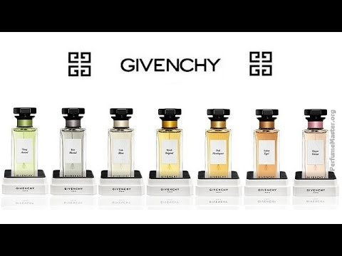 6c74408f2 Givenchy - L'Atelier De Givenchy Fragrance Collection 2014 - YouTube