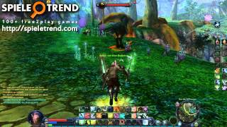 Free2Play MMORPG German - Aion, kostenloses Massively Multiplayer Online Role-Playing Game