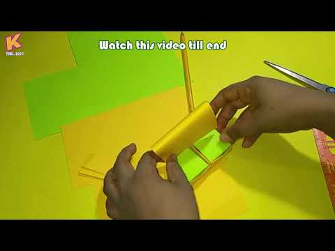 Diy Paper Crafts||How to Make Paper Sofa Easy||Origami paper Sofa