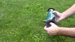 РЮКЗАКОВ.РФ - Обзор газовой лампы - фонаря Kovea TKL - 929 Portable Gas Lantern