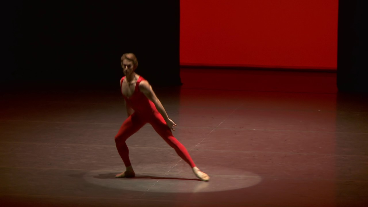 Adrian Danchig-Waring and Jared Angle on RED ANGELS: Anatomy of a Dance