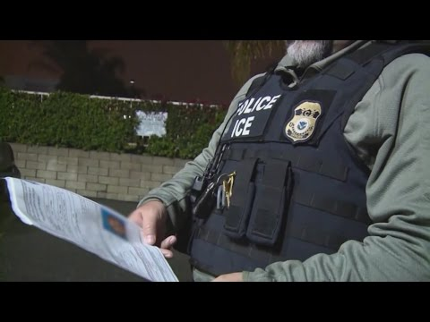 ICE combing New Mexico's prisons for illegal immigrants