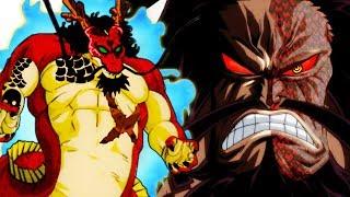 OMG❗️ KAIDOS TEUFELSFRUCHT wurde ENDLICH gezeigt❗️ One Piece 921🐲 thumbnail