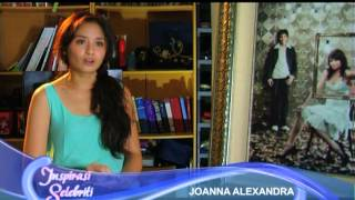 Video INSPIRASI SELEBRITI: JOANA ALEXANDRA (Part 1) download MP3, 3GP, MP4, WEBM, AVI, FLV September 2018