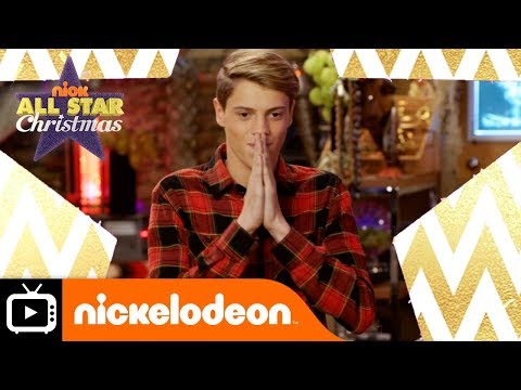 Nick All Star Christmas | Top 5 | Nickelodeon UK