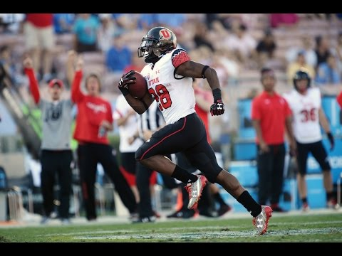 Utah vs UCLA football 2016