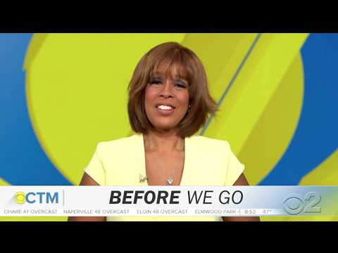 """CBS This Morning"" ""Before We Go"" Segment"