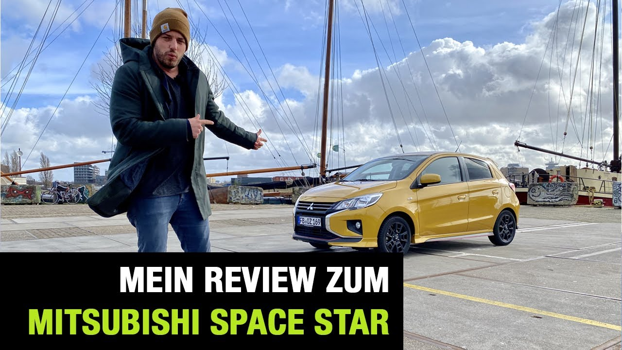 2020 Mitsubishi Space Star 80 Ps Fahrbericht Full Review Test Intro Edition Kaufberatung Youtube