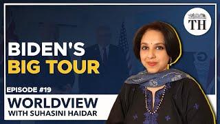 Worldview with Suhasini Haidar | US President Joe Biden's big tour