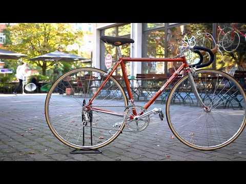 Wilier Triestina Superleggera Ramata 1978 - Steel Vintage Bikes Film
