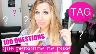 100 questions que personne ne pose - EMMYMAKEUPPRO [Tag 10]