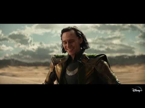 Marvel's Loki (Disney+) Sneak Peek HD - Tom Hiddleston Marvel superhero series