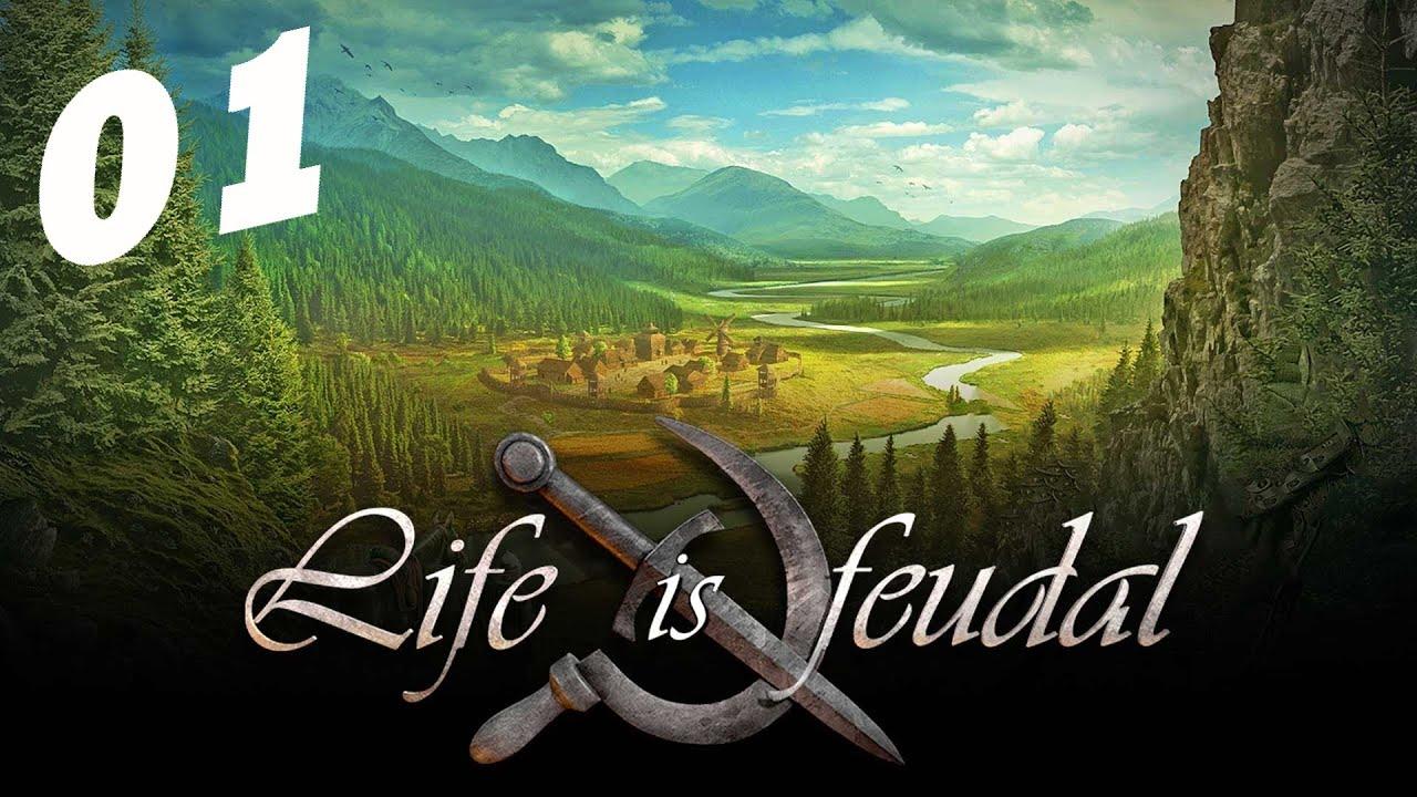Life is feudal your own тесаный камень ролевая игра школа хентая