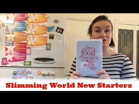 Slimming World New Starters My 1st Weigh In Of 2016