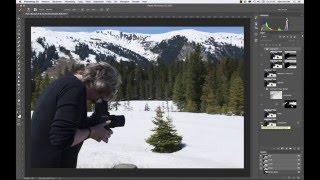 #0020 Photoshop Basis :: Achtergrond Onscherp Maken