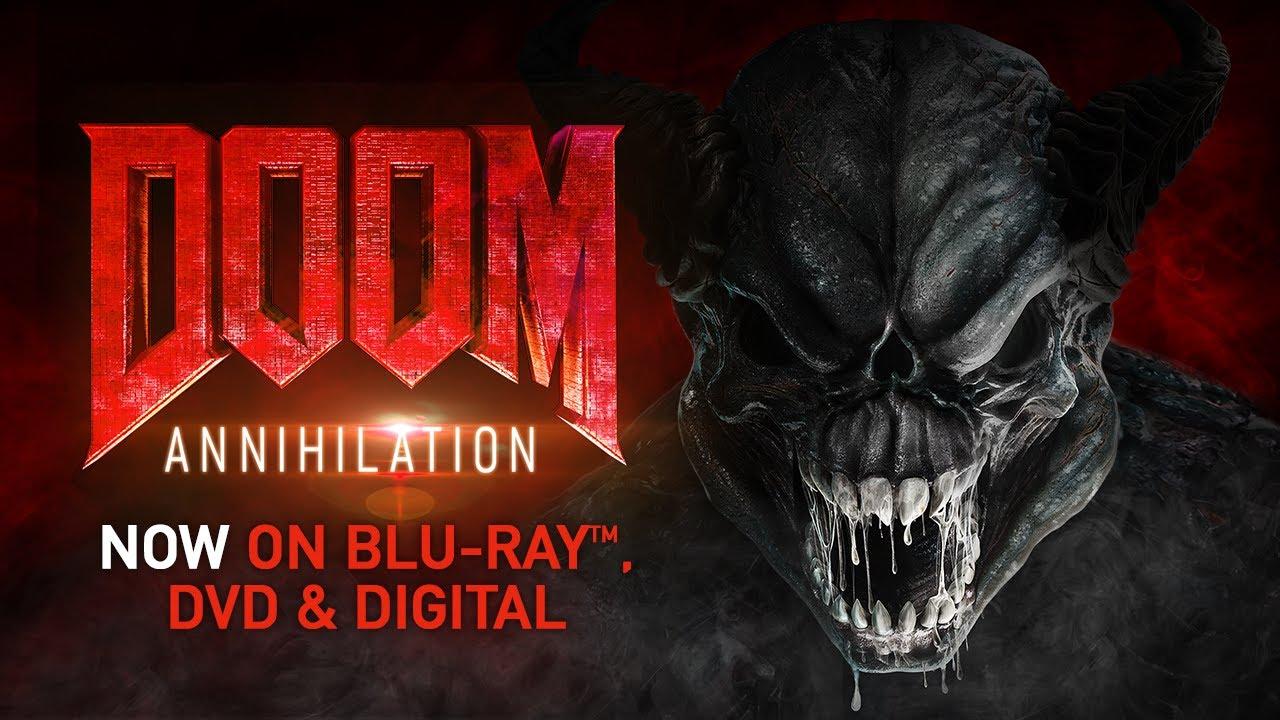 Doom: Annihilation | Trailer | Own it now on Blu-ray, DVD, & Digital