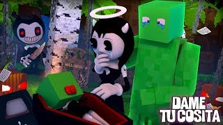 Minecraft DAME TU COSITA - ALICE ANGEL & DAME TU COSITA BABY IS DEAD!!