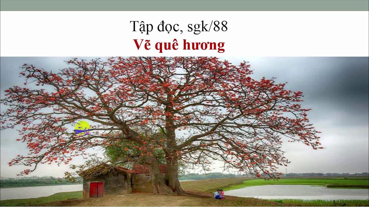 TẬP ĐỌC LỚP 3 TUẦN 11, sgk/84|| GV Trần Tường Vân