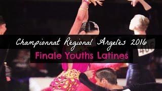 Ch. Régional   Argelès 13.02.16   Finale Youths Latines