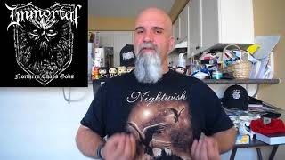 Immortal - Northern Chaos Gods (Album Review)