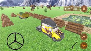 Farm Truck 3D: Silage | Android Gameplay (Cartoon Games Network) screenshot 5