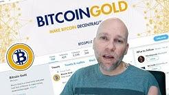 Bitcoin | Bitcoin Gold Hard Fork Set for Oct 25th - 1 BTC = 1 BTG