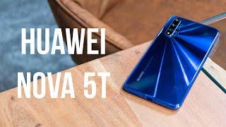 Huawei Nova 5T De ce lumea a cerut review? (română)