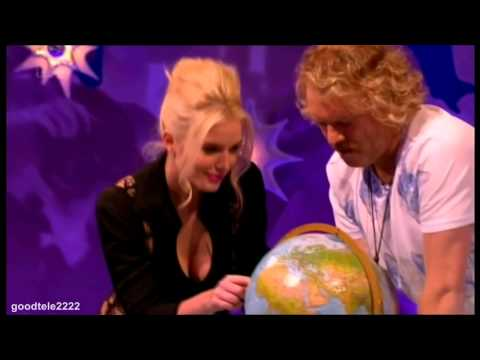 Does Helen Flanagan Know Where Australia Is?  Celebrity Juice