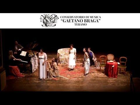 Conservatorio Braga Teramo - W. A. Mozart, Così fan tutte [Opera Studio 2018]