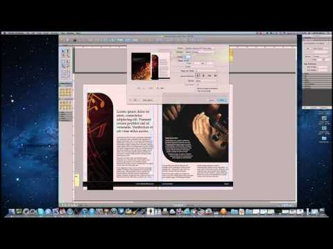 How to Create a Booklet on a Mac