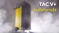TROTEC TAC V+ Yüksek frekanslı aerosol hava temizleyici
