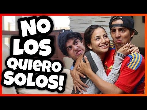 Daniel El Travieso - Mami No Nos Deja Estar Solos En Los Cuartos.