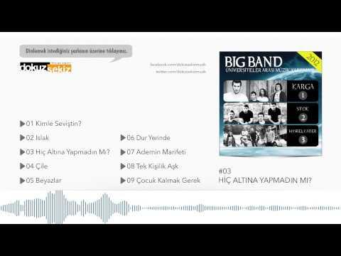 Karga - Hiç Altına Yapmadın Mı (Official Audio)