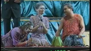 Repeat youtube video ตลกเสียงอิสาน  สรภัญญะ กลอนมาลาดวงดอกเบี้ย (ฮามาก ๆ) บันทึกการแสดงสด ตลก คณะเสียงอิสาน ชุดที่ 18