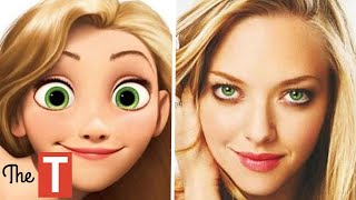 10 People That Look Exactly Like Cartoons