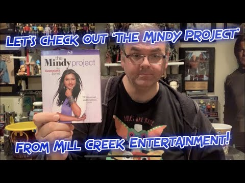 Let's Check Out 'The Mindy Project' From Mill Creek Entertainment !