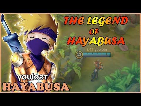 The Legend of Hayabusa [γoυloƨт] mobile legends hayabusa gameplay