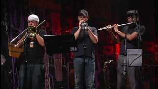 Banda Black Rio | Partido Alto (Azymuth) | Instrumental SESC Brasil