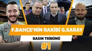 """Gambar cover """"Ali Koç rakibini doğrudan Galatasaray olarak belirledi!"""" - Senad Ok   Basın Tribünü  #1"""