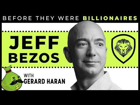 Jeff Bezos - Before They Were Billionaires