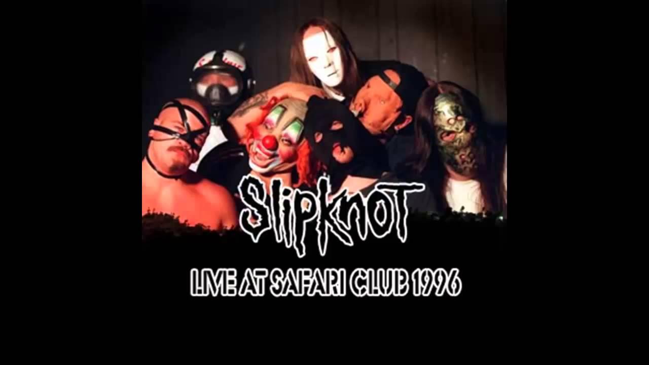 Image Gallery slipknot 1996