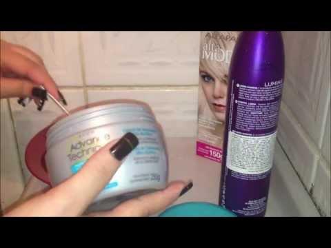 Como hacer shampoo matizador morado nina tips mty doovi - Como matizar el pelo rubio en casa ...