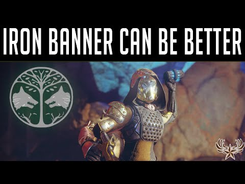 A Cool Chat: Iron Banner Feedback